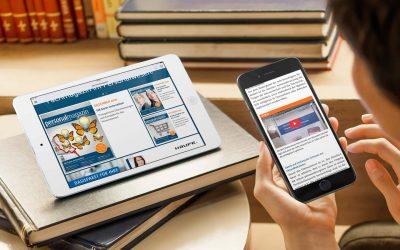 Der mobio Publisher ist fit für Augmented Reality
