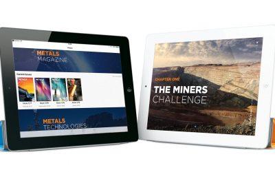 """Die """"Primetals""""-Tablet-App: Alles unter einem Dach"""