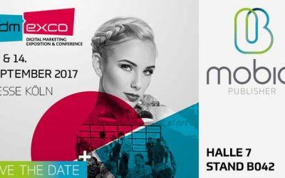 Treffen Sie CeeQoo auf der dmexco 2017 in Köln!