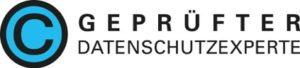 Logo Geprüfter Datenschutzexperte