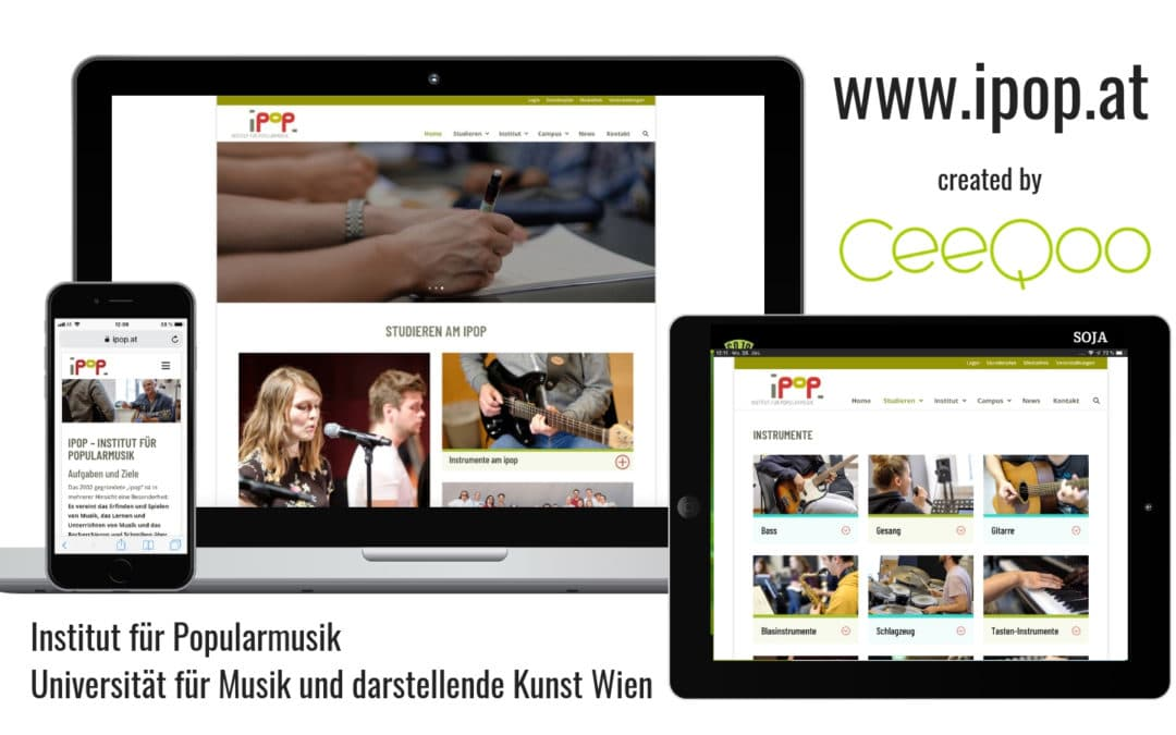 ipop Website