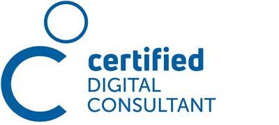 Certified Digital Consultant Logo