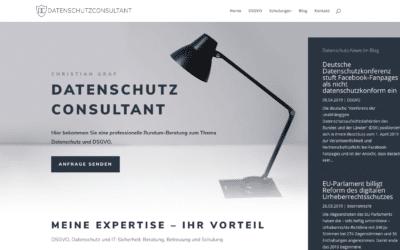 datenschutzconsultant.eu: CeeQoo bündelt DSGVO- und IT-Rechtsthemen