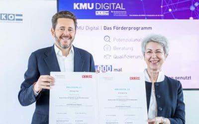 KMU DIGITAL: Neuauflage startet im Oktober 2019