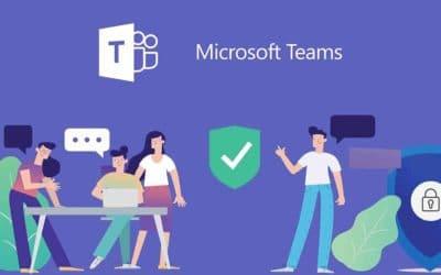 Online-Zusammenarbeit und Video-Konferenzen mit Microsoft Teams