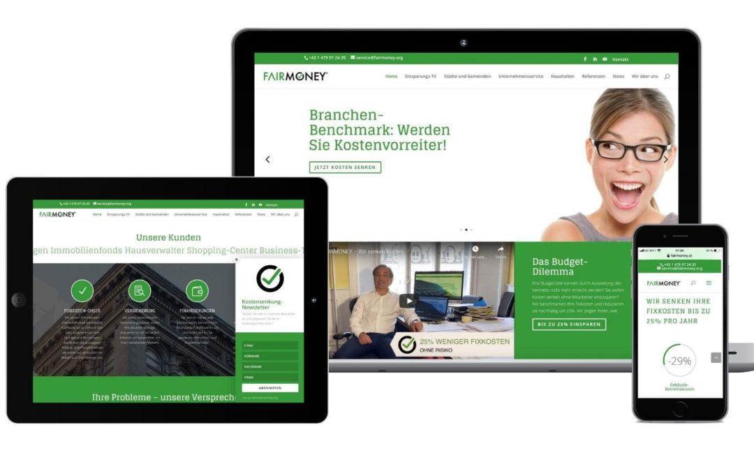 Website FAIRMONEY