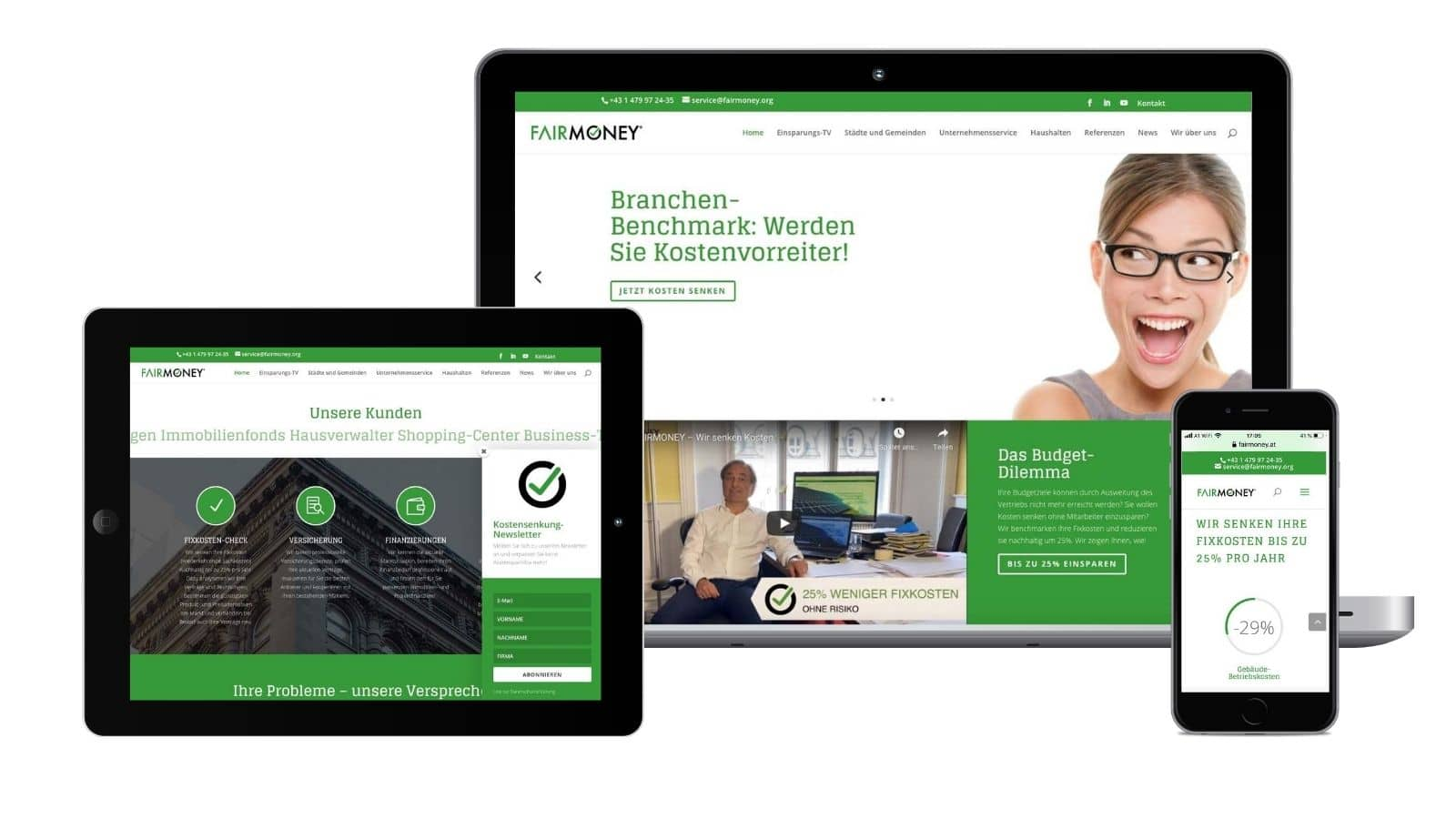 Website FAIRMONEY