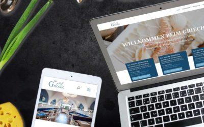 """""""Der Grieche"""" expandiert, CeeQoo erneuert den Web-Auftritt"""