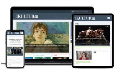 CeeQoo realisiert den neuen Webauftritt der Kulturplattform SIMsKultur